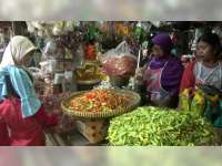 Harga Kebutuhan Dapur di Pasar Bojonegoro Mulai Merangkak Naik