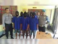 7 Pelaku Pencurian HP Saat Gema Sholawat Habib Syech, Seluruhnya Warga Luar Bojonegoro