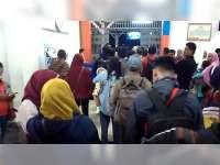 Tiket KA Tambahan Lebaran Mulai Dicari Warga Bojonegoro