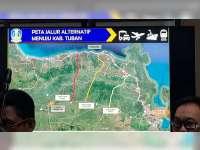 Sat Lantas Polres Bojonegoro Kembali Petakan Jalur Mudik Lebaran Rawan Kemacetan
