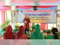 Posyandu Desa Jiworejo Kecamatan Jiken Blora, Jadi Nominasi Pelaksana Terbaik Nasional
