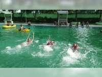 Sat Sabhara Polres Bojonegoro Gelar Latihan SAR dan Scuba Diving