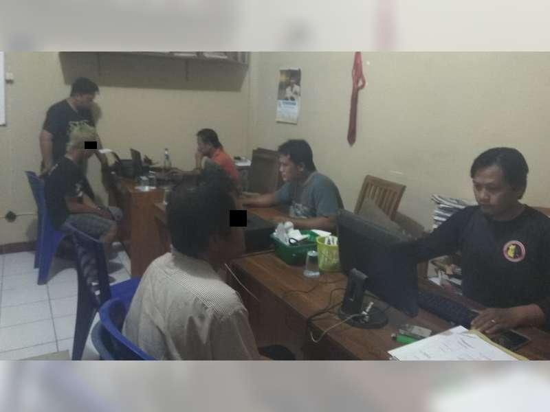 Dua Bandar Judi Rolet Beromset Jutaan Rupiah, Diamankan Sat Reskrim Polres Blora