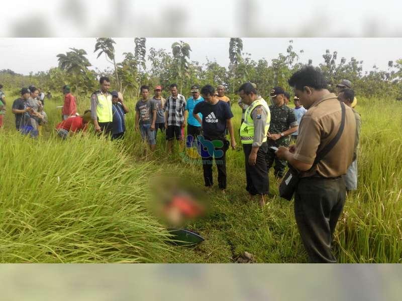 Seorang Kakek Warga Ngraho Ditemukan Meninggal di Pinggir Hutan