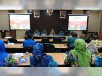 Dinkes Kabupaten Bojonegoro Sosialisasi Gerakan Masyarakat Hidup Sehat