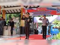 Kapolres Bojonegoro Jadi Inspektur Upacara, Peringatan Hari Pendidikan Nasional