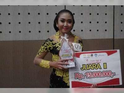 Wulandari, Sinden Idol 2018 Asal Kradenan Blora