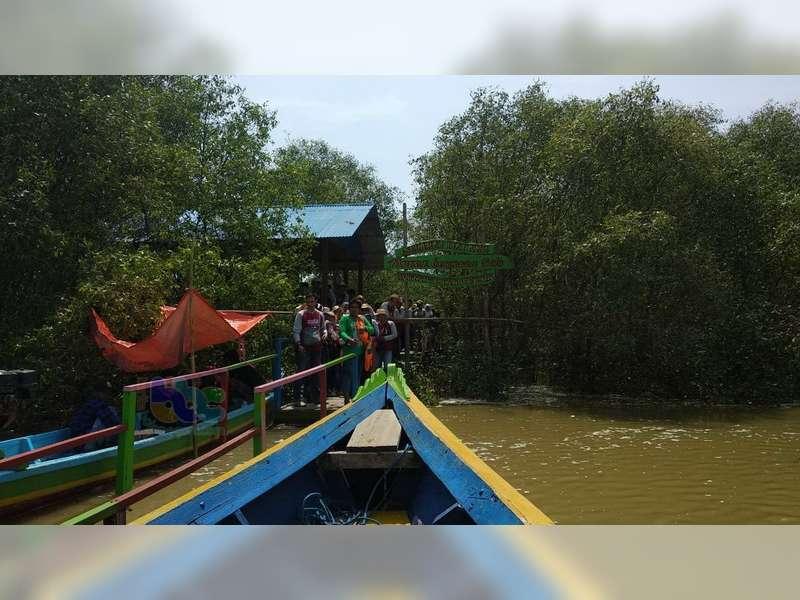 Transformasi Desa Nelayan Pangkah Wetan Gresik, Menjadi Destinasi Wisata MBS