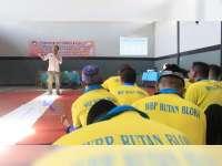 KPU Blora Sosialisasikan Pilkada Serentak di Rutan Blora