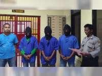 3 Orang Pelaku Perjudian di Ngasem Bojonegoro, Diamankan Polisi