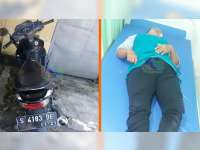 Seorang Ibu dan Anaknya, Jadi Korban Tabrak Lari di Padangan Bojonegoro