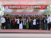 Kapolda Jateng Hadiri Rakorwil, Ikatan Pondok Pesantren Indonesia di Blora