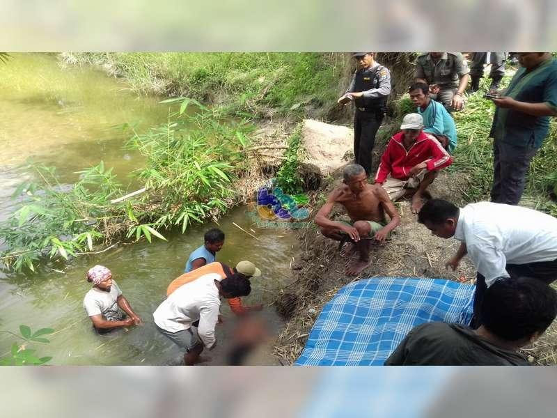 Diduga Epilepsi Kambuh, Warga Purwosari Bojonegoro Ditemukan Meninggal di Sungai