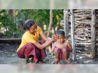 Air Bersih Sampai di Rumah, Hidup Warga Gayam Lebih Mudah