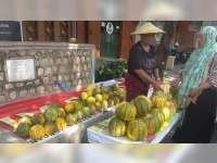 Blewah, Masih Jadi Menu Favorit Buka Puasa di Bojonegoro