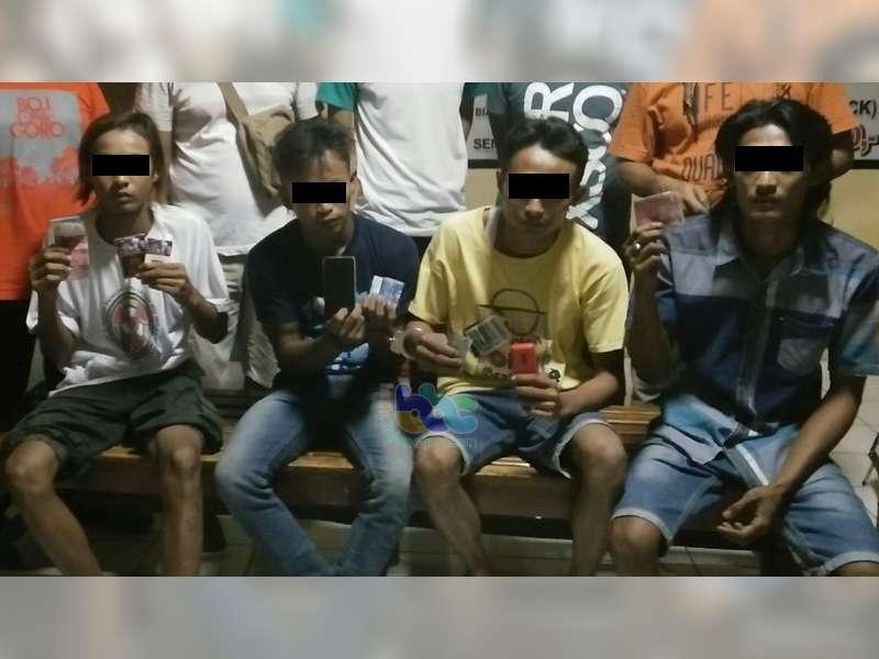 Polisi Tangkap 4 Pelaku Pencurian Ruko di Kalitidu Bojonegoro