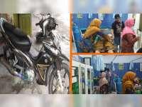 Motor Tabrak Pejalan Kaki di Baureno Bojonegoro, 2 Orang Masuk Rumah Sakit