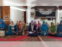 PKK Kabupaten Bojonegoro Gelar Pengajian Rutin di Bulan Ramadan