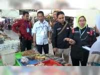 Satgas Pangan Temukan Makanan Berbahaya di Pasar Tradisional Kalitidu