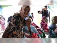 Selama Ramadan, Plt Ketua TP PKK Bojonegoro Lawatan di 28 Kecamatan