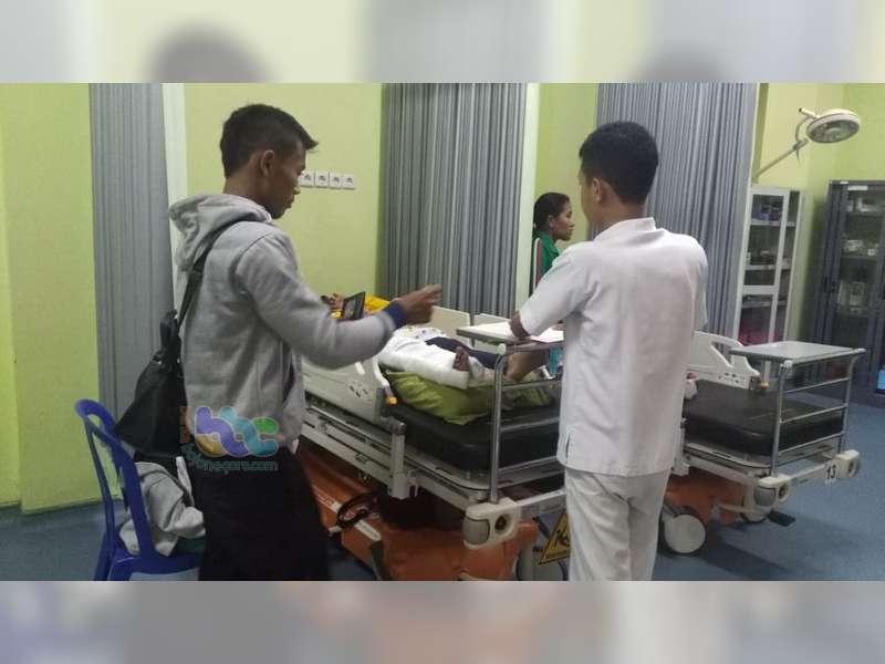 Pemotor Asal Blora Jadi Korban Tabrak Lari di Bojonegoro