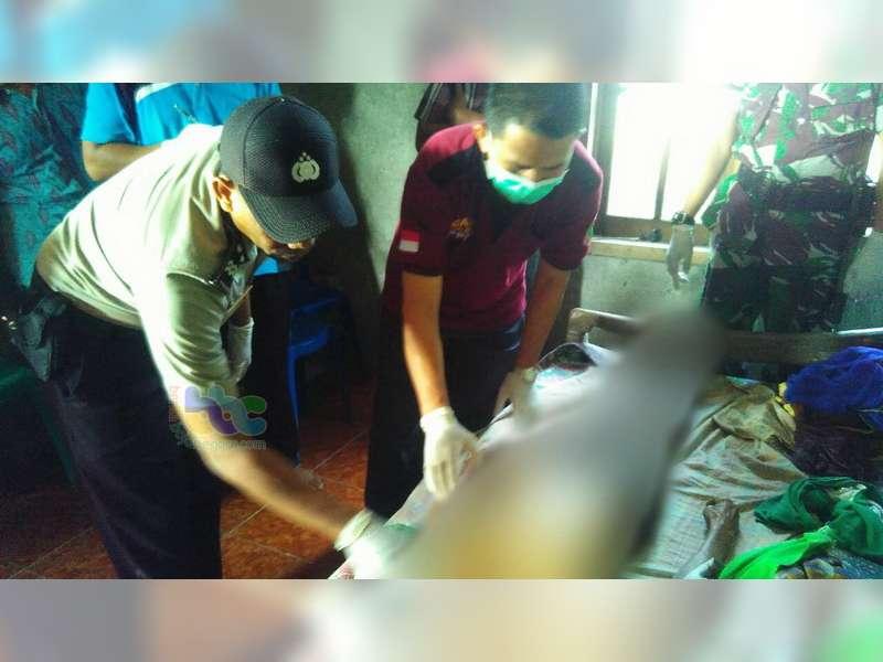 Seorang Kakek di Sukosewu Bojonegoro Ditemukan Meninggal di Tanggul Sawah