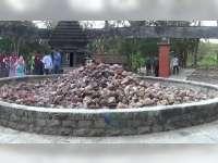 Liburan Lebaran, Objek Wisata Kayangan Api di Bojonegoro Ramai Pengunjung