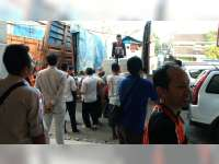 KPU Blora Mulai Didistribusikan Logistik Pilgub Jateng 2018