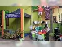 Berharap Tingkat Kehadiran Pemilih Maksimal, TPS di Bojonegoro Sediakan Hadiah