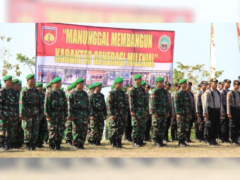 TMMD Bangkleyan akan Keraskan Jalan antar Dusun