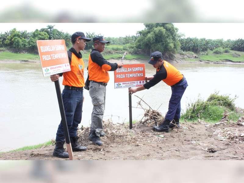 Meski Diambang Batas Mutu, Air Bengawan Solo di Bojonegoro Layak Dikonsumsi