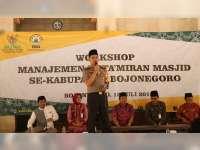 Kapolres Bojonegoro Ajak Pengurus Masjid Waspadai Terorisme