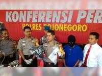 Setubuhi 2 Orang Gadis, Lelaki Asal Ngasem Bojonegoro Ditangkap Polisi
