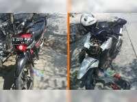 Tabrakan Motor di Ngraho Bojonegoro, Tiga Korban Dirawat di Rumah Sakit