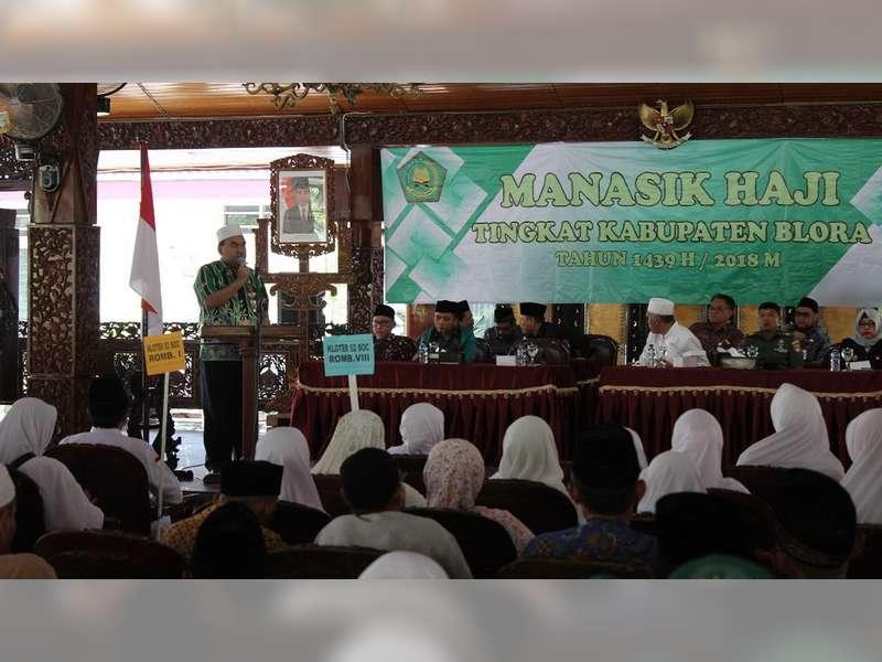 7 Calon Jamaah Haji Asal Kabupaten Blora, Batal Berangkat
