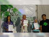 Berlaga di Piala Walikota Cup Surabaya, Atlet Panjat Tebing  Difabel Blora Berjaya