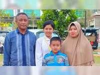 Setelah 2 Kali Gagal, Anak Satpam Asal Bojonegoro ini Akhirnya Berhasil Masuk Polwan