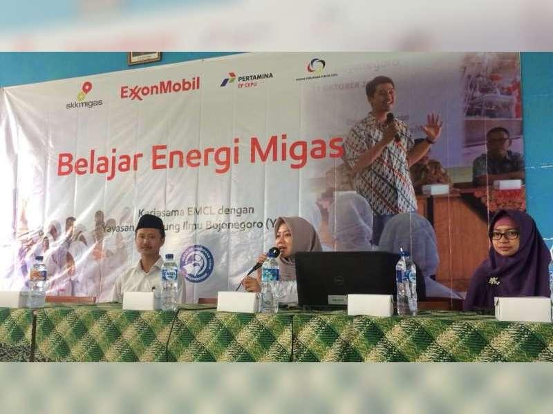 Asyiknya Belajar Migas dan Menulis di MA Nurul Ulum Purwosari Bojonegoro