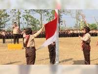 Pramuka Sebagai Garda Terdepan Perekat Persatuan dan Kesatuan Bangsa