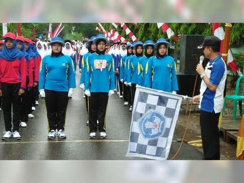 Pendaftaran Gerak Jalan 8 dan 17 Kilometer Kabupaten Bojonegoro, Mulai Dibuka