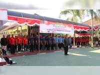 200 Narapidana di Lapas Kelas IIA Bojonegoro Terima Remisi
