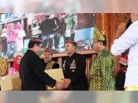 Kapolres Tuban Raih Juara Pertama, Busana Adat Terbaik