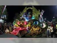 """Inilah Pemenang Karnaval """"Pesona Gemerlap Jiwa Nusantara"""" Kabupaten Blora"""