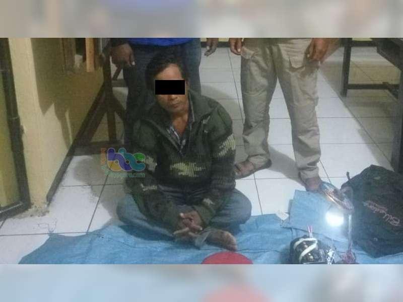 Polisi Amankan Seorang Bandar Judi Dadu di Sekar Bojonegoro