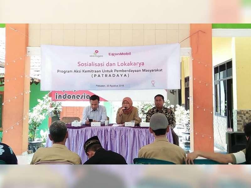 Kembangkan Bumdes, PATRADAYA Tingkatkan Partisipasi Warga Desa Pekuwon