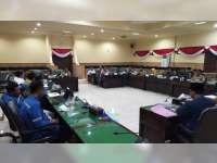 Komisi A DPRD Bojonegoro Gelar Rapat Terkait Proyek J-TB