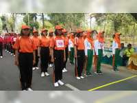 Inilah Juara Gerak Jalan 17 Kilometer Kabupaten Bojonegoro