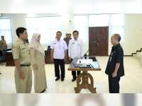 91 Pejabat Fungsional Pemkab Tuban Dilantik