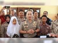 Kapolres Tuban Apresiasi Siswa SMK Rengel, Pembuat Si Penator, Alat Pendeteksi Narkotika