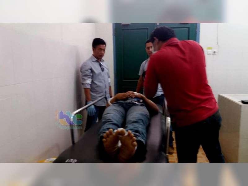 Seorang Pekerja di Tuban Tewas Tersengat Listrik Saat Panjat Tiang Baliho